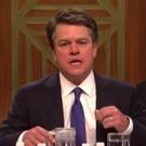VIDEO: SNL Season Premiere Tackles Kavanaugh Hearing With Matt Damon