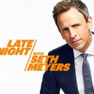Scoop: Upcoming Guests on LATE NIGHT WITH SETH MEYERS on NBC, 2/1-2/8