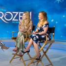 VIDEO: FROZEN Stars Caissie Levy & Patti Murin Discuss Their Emotional Opening Night on NBC TODAY