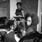 Photo Flash: In Rehearsal with Park Theatre's BULLET HOLE Photos
