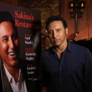 FREEZE FRAME: Aasif Mandvi Returns to SAKINA'S RESTAURANT