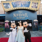NUTCRACKER AND THE FOUR REALMS Star Mackenzie Foy Surprises Guests at Disneyland Photo