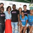 Photo Coverage: Cast Members From WAITRESS, SPONGEBOB, and More Perform at Broadway In Bryant Park