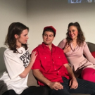 Photo Flash: First Look at Pop Up Theater, Inc.'s PIZZA MAN