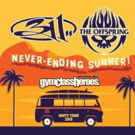 311 & THE OFFSPRING Announce Co-Headline 2018 NEVER-ENDING SUMMER TOUR Photo