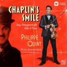 Violinist Philippe Quint Releases 'Chaplin's Smile' on Warner Classics