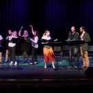 Photo Flash: Inside Brian Horne's SECOND TO SHERLOCK New Musical Reading Photo