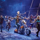 Photo Flash: First Look at BAT OUT OF HELL - THE MUSICAL at the Dominion Theatre