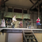 The Baron's Men Present THE CURATE SHAKESPEARE AS YOU LIKE IT