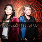 Debut Album from Christian Music Duo Mere Messengers Garners Covenant Award Nomination for Pop Album of the Year