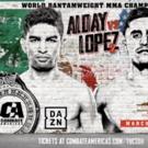 Combate Americas Announces Bantamweight World Championship Match Photo