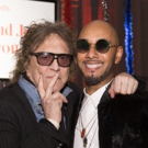 Photo Flash: Swizz Beatz, Mick Rock, and More Celebrate at Brooklyn Museum's Brooklyn Artists Ball