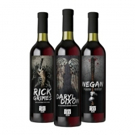 AMC Launches New THE WALKING DEAD Wine Collection