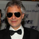 Andrea Bocelli to Take the Madison Square Garden Stage in December