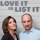 HGTV Orders 26 New Episodes of LOVE IT OR LIST IT