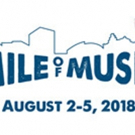 Mile of Music Festival Announces Return with First 50 Names from Much-Anticipated Lineup