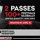 Live Nation Expands Festival Passport For 2018 With Brand New VIP Tier And Access To Photo