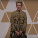 VIDEO: Frances McDormand Explains Inclusion Rider Backstage at the 90th Oscars Photo