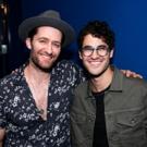 Photo Flash: GLEE Stars Darren Criss and Matthew Morrison Reunite at TodayTix Live! Photo