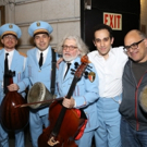 Photo Coverage: THE BAND'S VISIT Celebrates Tony Wins With Post-Show Jam Outside the  Photo