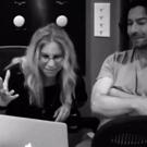 VIDEO: Barbra Streisand Hits the Recording Studio for New Album! Photo