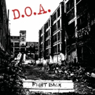 Legendary Punk Rock Pioneers D.O.A. Release New Studio Album FIGHT BACK Out 5/1