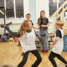 Photo Flash: In the Rehearsal Room for Rose Theatre Kingston's ALICE IN WINTERLAND Photo
