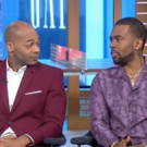 VIDEO: Brandon Victor Dixon and Mario Talk to GMA DAY About Their Love of Performing and RENT LIVE