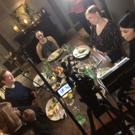 Spotlight Dinner: Ethan Slater, Alex Newell, Jessica Keenan Wynn & Kirstin Maldonado  Photo