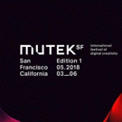 MUTEK Announces Complete Lineup for San Fransisco Festival This May
