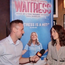 BWW TV: Watch Gavin Creel Help Sara Bareilles Launch WAITRESS in the West End!