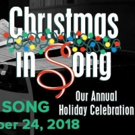 CHRISTMAS IN SONG Comes to Quality Hill Playhouse