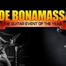 Joe Bonamassa Announces Extensive 2018 North American Fall Tour