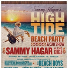 Sammy Hagar Announces Lineup For Second 'High Tide Beach Party & Car Show' In Huntington Beach, California