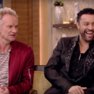 VIDEO: Sting and Shaggy Talk Performing For the Queen & More on LIVE WITH KELLY AND RYAN