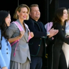 VIDEO: OCEAN'S 8 Cast and James Corden Can't Say Goodbye