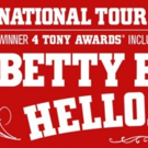 Here She Comes! Betty Buckley-Led HELLO, DOLLY! Tour Launches from Utica Today Photo