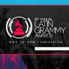 Nicky Jam, Sebastián Yatra & More to Perform at 18th Annual Latin GRAMMY AWARDS