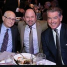 Pierce Brosnan Presents Hollywood Icon Award To Lyn And Norman Lear