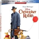 Disney's CHRISTOPHER ROBIN Comes Home on Digital and Blu-ray 11/6