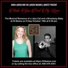 Anika Larsen And The Larsen/Maxwell Quintet Present  MAKE YOU FEEL MY LOVE Photo