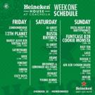 Hip-Hop Legend Busta Rhymes To Headline Heineken House At Coachella