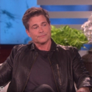 VIDEO: Watch Rob Lowe Play Mystery Game on THE ELLEN SHOW