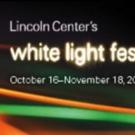 Lincoln Center Announces 2018 WHITE LIGHT FESTIVAL Photo