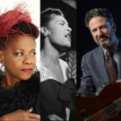 On Stage At Kingsborough Presents Catherine Russell And John Pizzarelli In BILLIE AND BLUE EYES