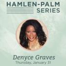 Mezzo-Soprano Denyce Graves Launches 2019 Hamlen-Palm Series Photo