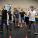 Photo Flash: Go Inside Rehearsals For Goodspeed's THE DROWSY CHAPERONE Photo