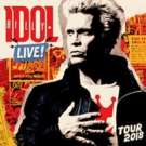 Billy Idol Returns to UK & Europe for Live! 2018 Summer Tour