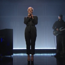 VIDEO: Watch Lily Allen Perform Her New Single THREE On LATE NIGHT WITH SETH MEYERS