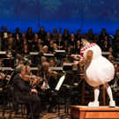 Local High School Singers Join The Houston Symphony For Holiday Concert Fit For All A Photo